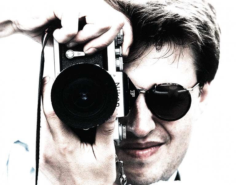 Stieg Larsson: The Man Who Played With Fire thumbnail