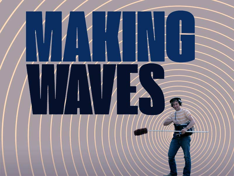 Making Waves: The Art Of Cinematic Sound  thumbnail