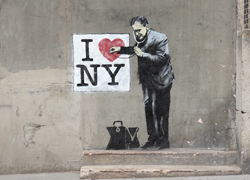 Banksy Does New York thumbnail
